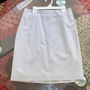 Banana Republic Petite Pencil skirt